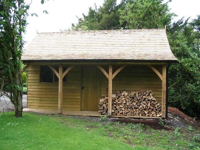 Wooden worksop