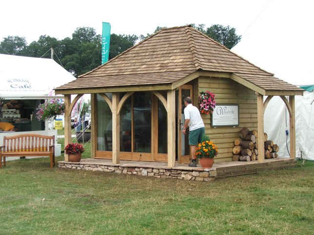 Quality Garden Room Built in Carlisle