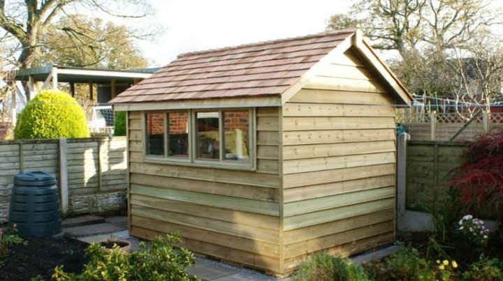 8x8 small shed