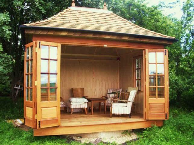 Wooden Ambleside Summerhouse