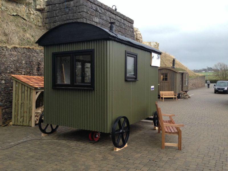 Shepherd's Hut - Garden Studio